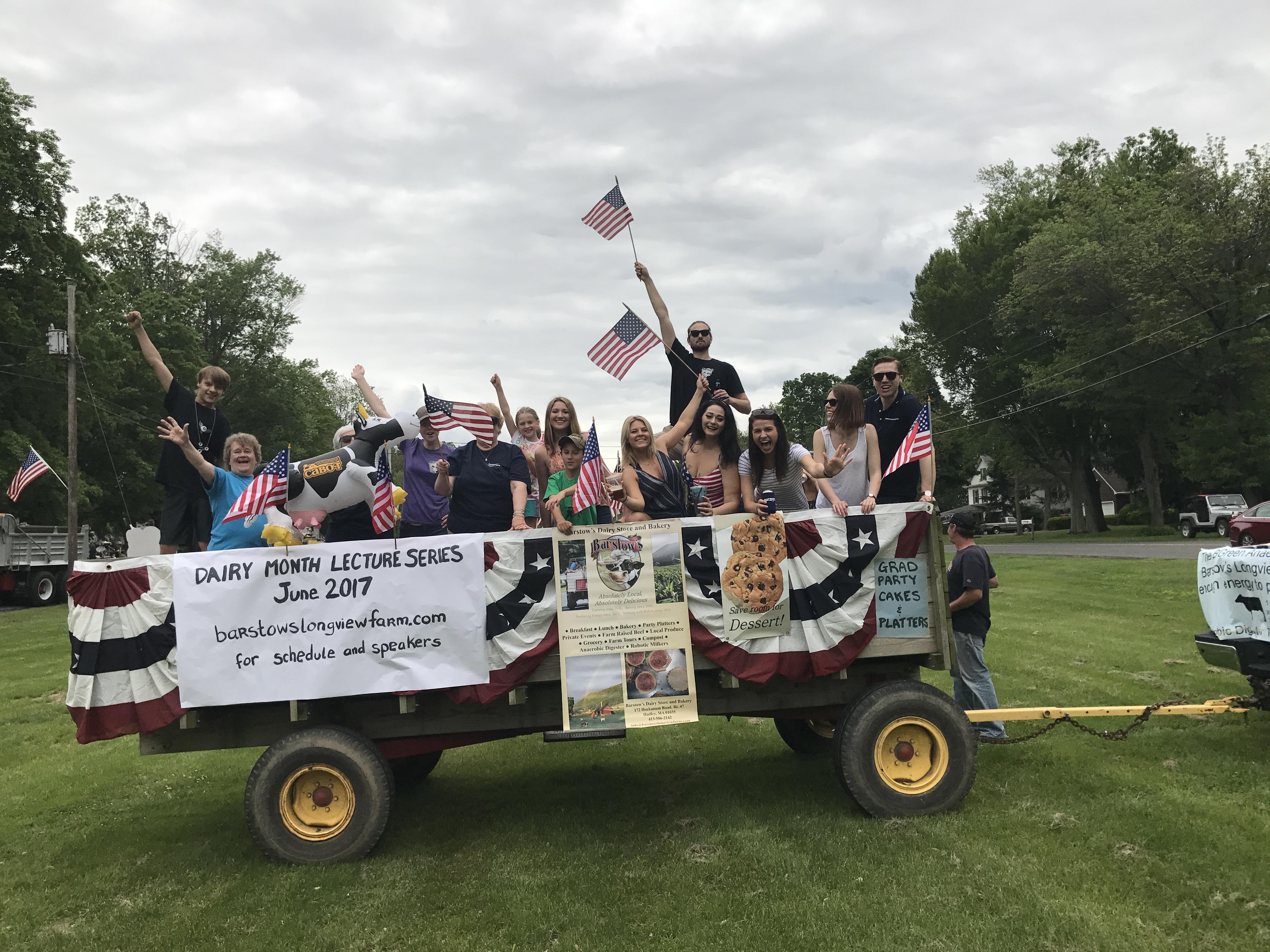 Hadley Memorial Day Parade